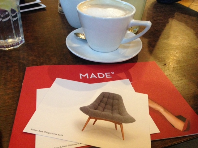 The Kolton chair has landed…
